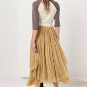 Spell and the Gypsy Grace Tulle Skirt